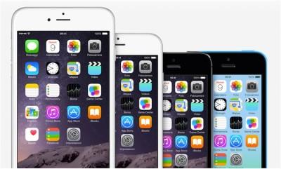 Utilizzare iPhone 6 e iPhone 6 Plus con una mano sola?