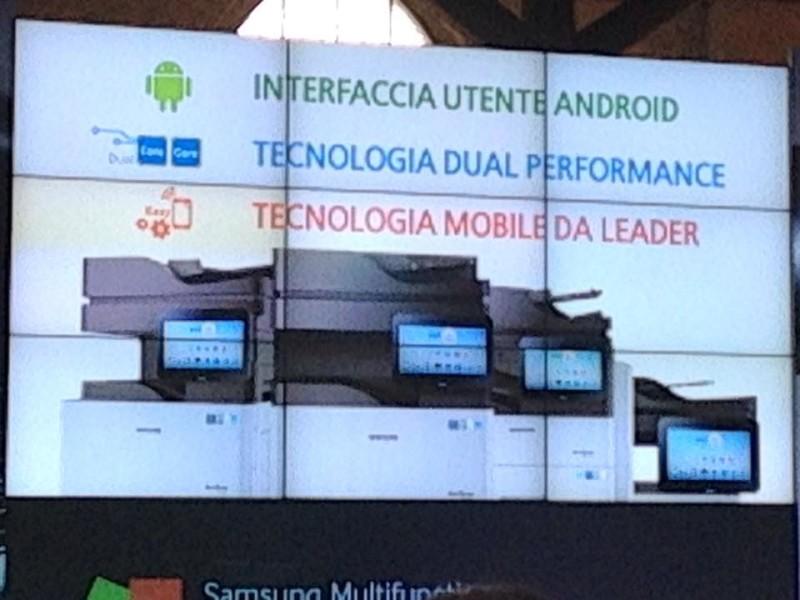 stampanti android Samsung er