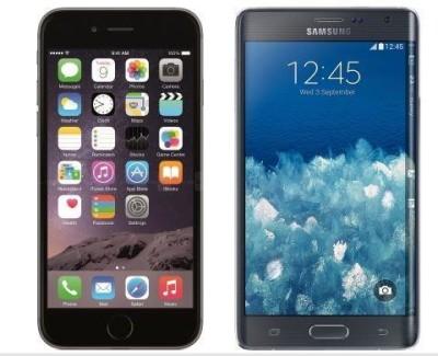 Apple iPhone 6 Plus VS Samsung Galaxy Note Edge