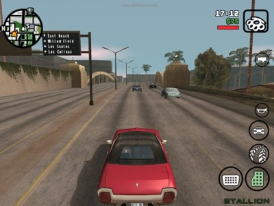 gta san andreas android app