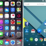 iOS-81-vs-Lollipop-comparazione-home