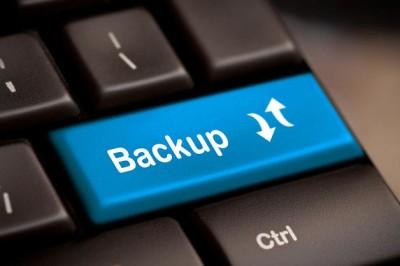 Fare il backup delle tue app
