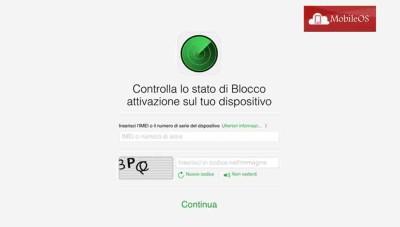 Nuovo tool per verificare il blocco attivazione iPhone e altri dispositivi