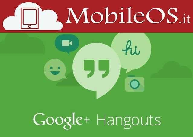 1° Video Hangout #AnswerForYou di MobileOS.it