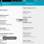 Aggiornamento Android Lollipop Samsung Galaxy S5 05