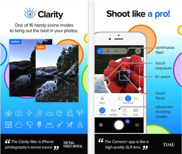 Camera-app-store