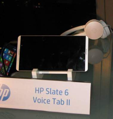 HP Slate 6 Voice Tab II