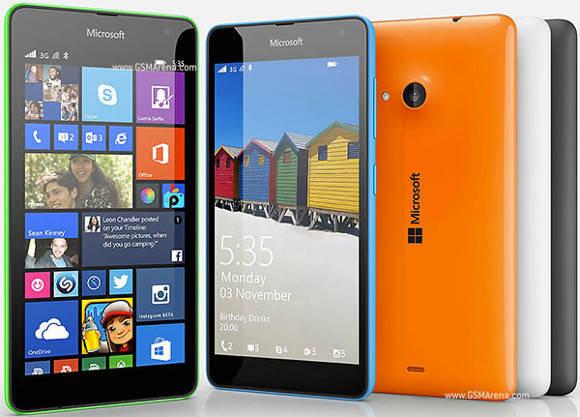 Microsoft Lumia 535 Microsoft Lumia 535