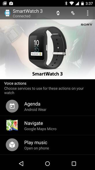 Smartwatch 3 Smartwatch 3