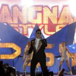 Psy performs Gangnam Style Extra Live concert in Thailand