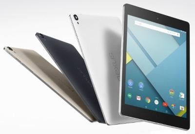 aggiornamento Google Nexus 9