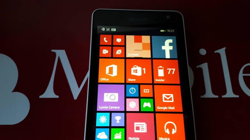Video Recensione (Nokia) Microsoft Lumia 535 2014-12-12 16.23.10