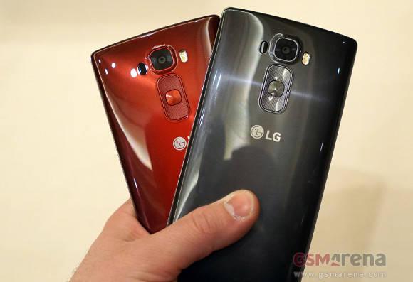 LG G Flex 2 LG G flex 2