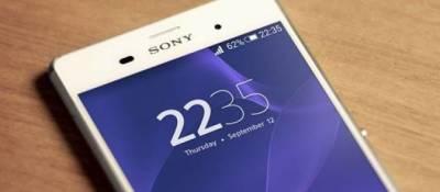 Caratteristiche tecniche Sony Xperia Z4