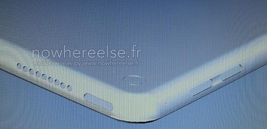 iPad Pro da 12 pollici case posteriore
