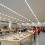 Apple Store dentro