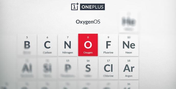 oxygenOS oneplus