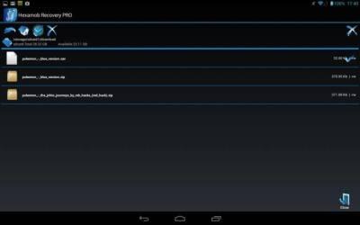 recuperare file cancellati da un dispositivo Android