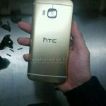 HTC One M9 Oro
