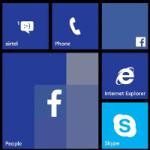 Live Tiles Windows 10 per Smartphone