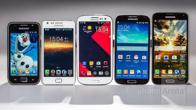 Samsung TouchWiz-Dal-Galaxy-S-al-Galaxy-S5 Fotocamera Samsung Galaxy S5