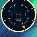 Starfleet-Compass-Widget