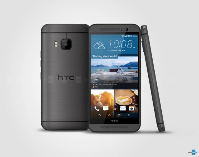 HTC-One-M9-1 HTC One M9