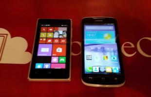 Lumia 532 VS Huawei Y540 20150313_180758