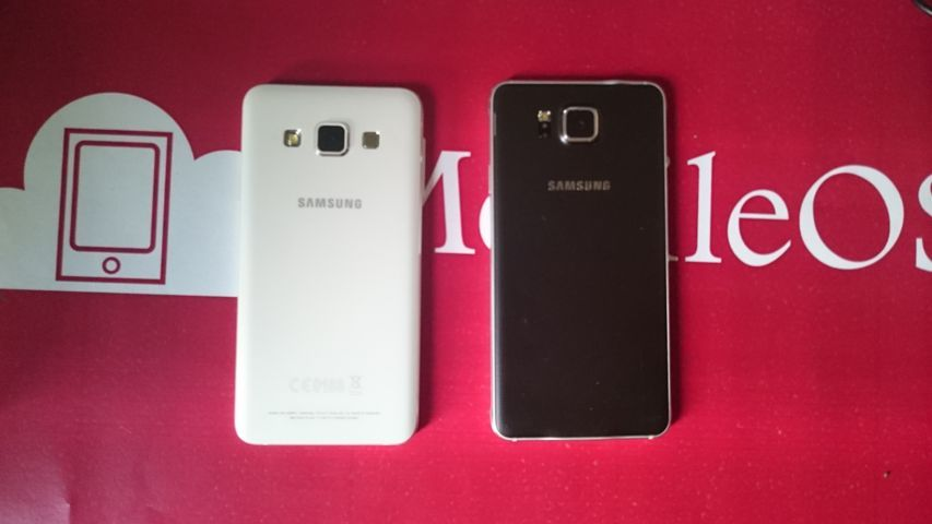 Samsung Galaxy Alpha VS Samsung Galaxy A3 DSC_0030