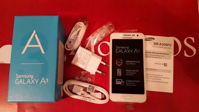 Video Recensione Samsung Galaxy A3 001