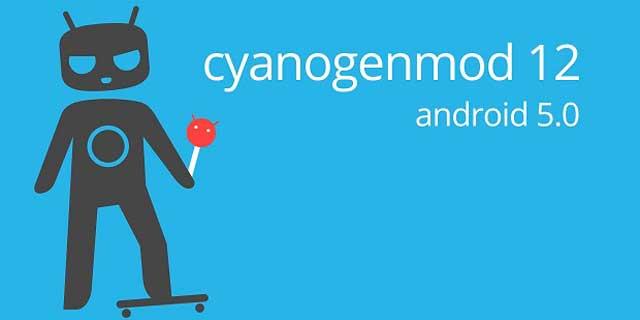 CyanogenMod 12s in arrivo