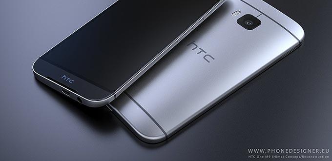 Aggiornamento HTC One M9