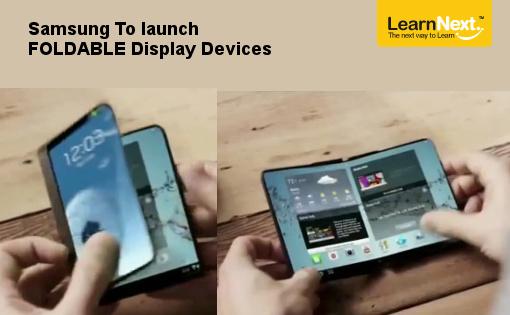smartphone pieghevoli Samsung