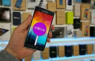 Aggiornamento Galaxy Alpha ad Android Lollipop