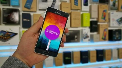 Aggiornamento Samsung Galaxy Alpha
