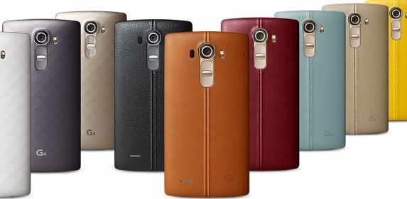 Vendite LG G4