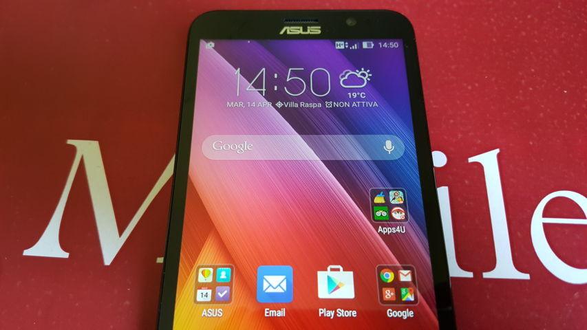 Recensione Asus ZenFone 2 20150414_145027