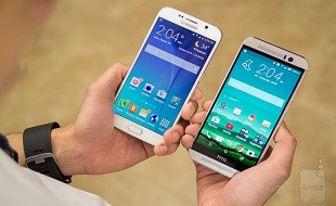 Samsung-Galaxy-S6-vs-HTC-One-M9-TI