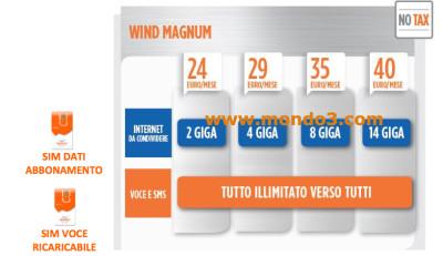 Wind-Magnum