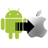 Passare contatti da Android ad iPhone