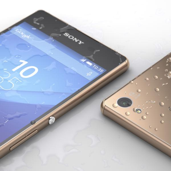 Sony Xperia Z3+ _Xperia_Z3_Plus_Copper_Waterproof