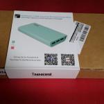 Prova del Caricabatterie Portatile Innori Una Batteria Esterna da 22400 mAh $RX9EAM8