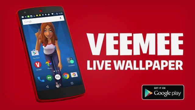 Veemee Live Wallpaper