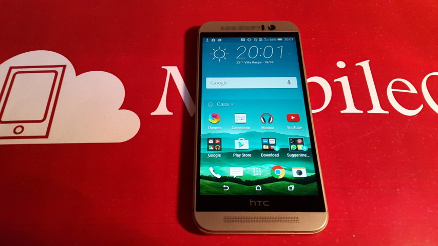 Video Recensione HTC One M9 20150518_200134(0)