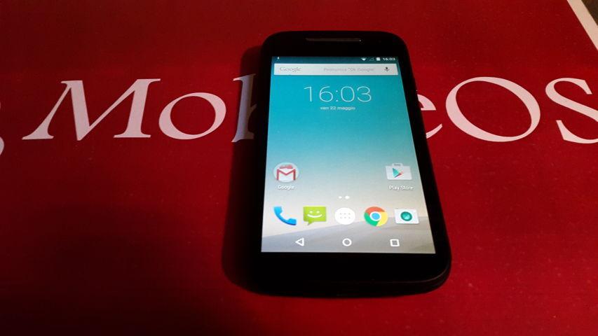 Video Recensione Motorola Moto E 2015 20150522_160352