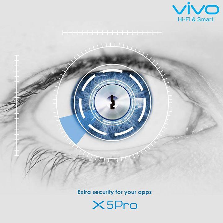 Vivo X5 Pro Confermato lo Scanner della Retina