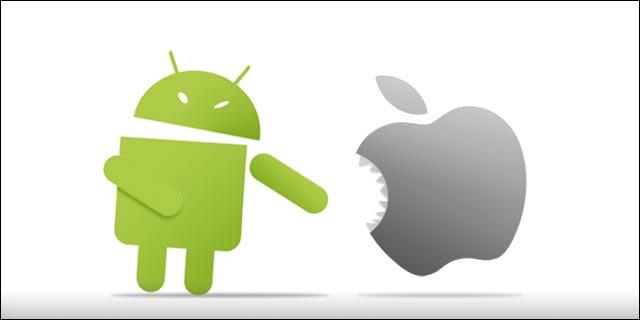 android-vs-ios vendite ipad