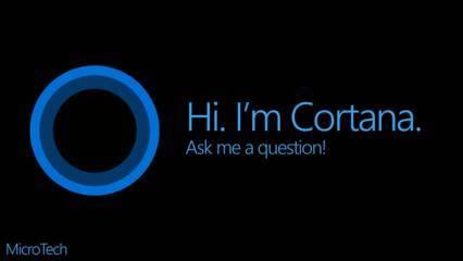 cortanaquestion Cortana