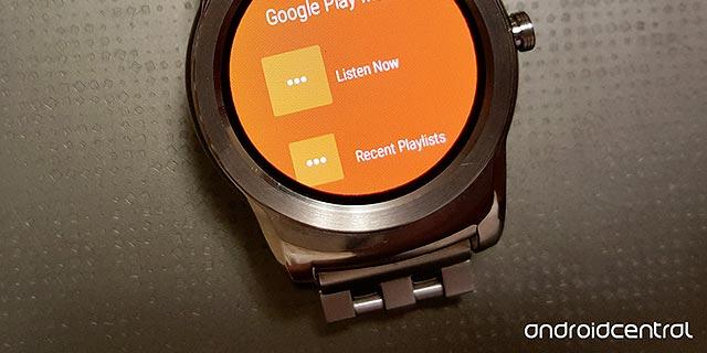 Aggiornamento Google Play Music