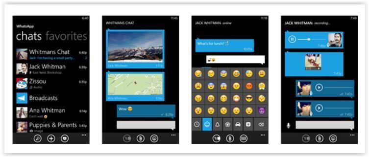 Chiamate WhatsApp Lumia e Windows Phone